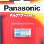 Panasonic CR 123A Batteries