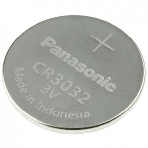 Panasonic CR 3032 Batteries