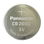 Panasonic CR2032 Coin Batteries