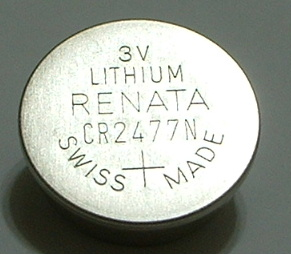 Renata CR 2477N Battery