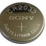 Sony CR 2032 Battery