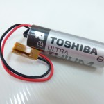 Toshiba ER 6C 3.6V Battery (Brown Connector)
