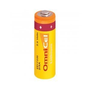 Omnice CR123A 3v Replacement for BR23A Batteries