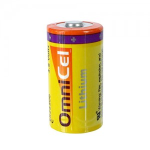 Omnicel 2 3a ER14335 3.6v Battery
