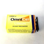 Omnicel 9v Lithium Battery For Urinal Sensors