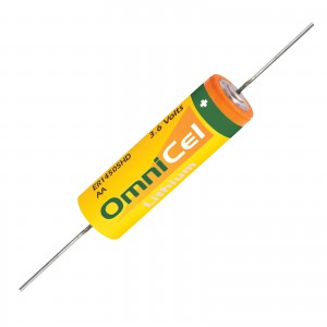 Omnicel Er14505 AA 3.6v Axial Battery