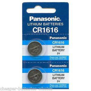 Panasonic CR1616 Lithium Battery