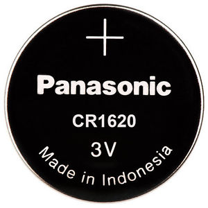 Panasonic cr1620 Lithium Battery