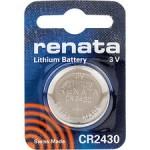 Renata cr 2430 Lithium Battery